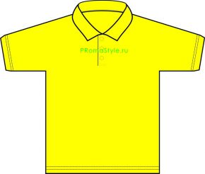 Polo yellow 1